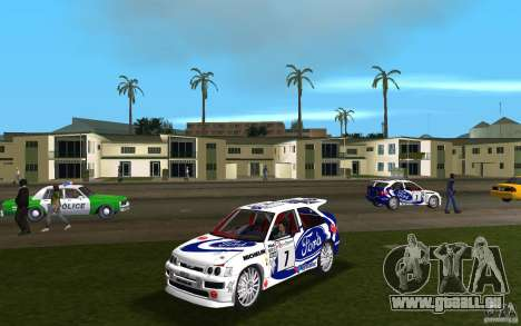 Ford Escort Cosworth RS pour GTA Vice City