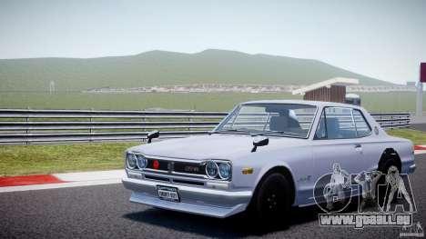 Nissan Skyline 2000 GT-R pour GTA 4