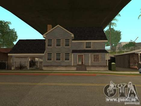 Haus der Mafia für GTA San Andreas