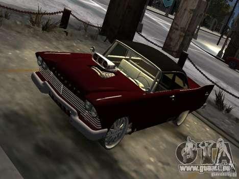 Plymouth Savoy Club Sedan 1957 Dragster Final pour GTA 4