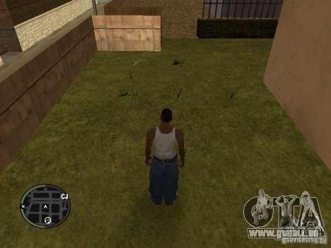 La marijuana v2 pour GTA San Andreas troisième écran
