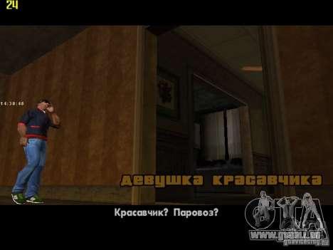 GTA IV  San andreas BETA für GTA San Andreas neunten Screenshot