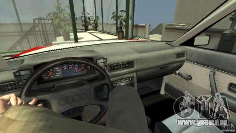 Audi 80 B2 Quattro Rally für GTA 4 rechte Ansicht