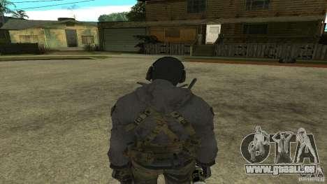 Ghost pour GTA San Andreas troisième écran