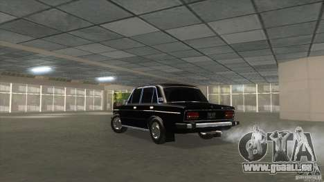 2103 Vaz pour GTA San Andreas laissé vue