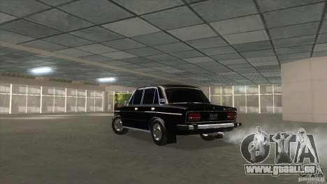 VAZ 2103 für GTA San Andreas linke Ansicht