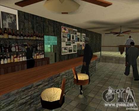 Neue Taverne-Lil-Beispiele für GTA San Andreas fünften Screenshot