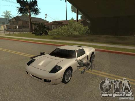 Le script CLEO : Super Car pour GTA San Andreas