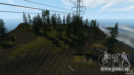 The Loggers Point pour GTA 4 cinquième écran