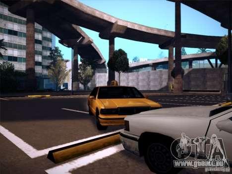 ENBSeries by CatVitalio pour GTA San Andreas deuxième écran