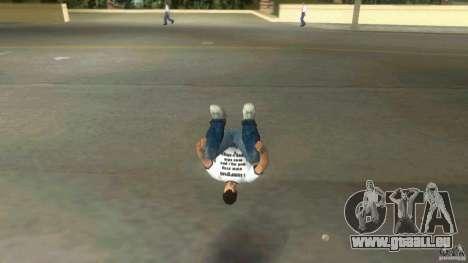 Cleo Parkour for Vice City für GTA Vice City dritte Screenshot
