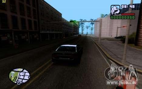 ENBSeries by VadimSpiridonov für GTA San Andreas her Screenshot