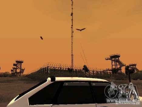 Prison Mod pour GTA San Andreas deuxième écran