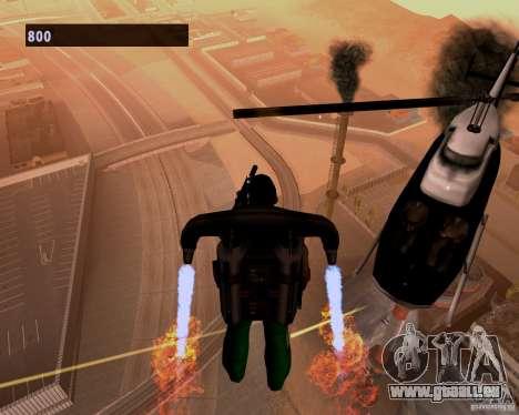 Pilotes des hélicoptères pour GTA San Andreas
