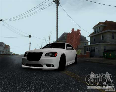 Chrysler 300 SRT-8 Final 2011 pour GTA San Andreas