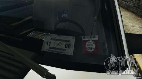 Ford Mustang GT 1993 v1.1 für GTA 4 Innen
