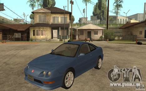 Honda Integra Type-R (Stock) für GTA San Andreas