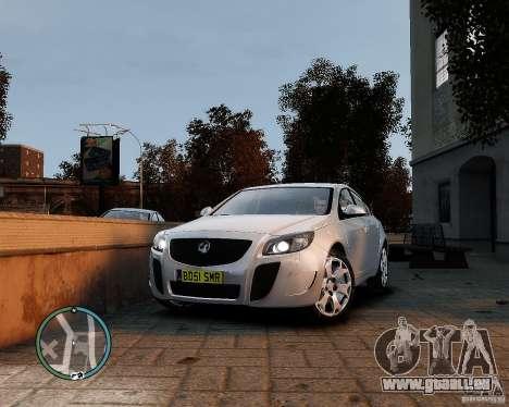 Vauxhall Insignia v1.0 für GTA 4
