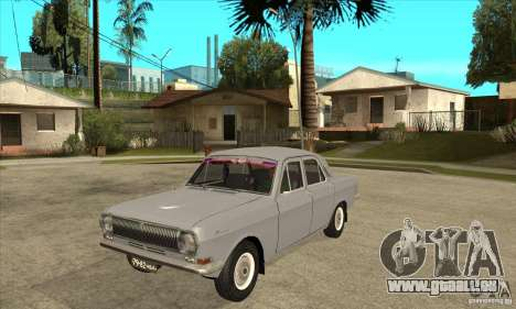 GAZ Volga 24 pour GTA San Andreas