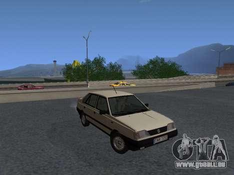 FSO Polonez Atu 1.4 GLI 16v pour GTA San Andreas vue de droite