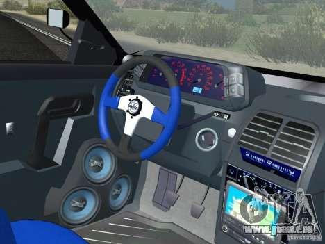 LADA 21103 Maxi pour GTA San Andreas vue arrière