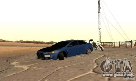 New Drift Zone für GTA San Andreas dritten Screenshot
