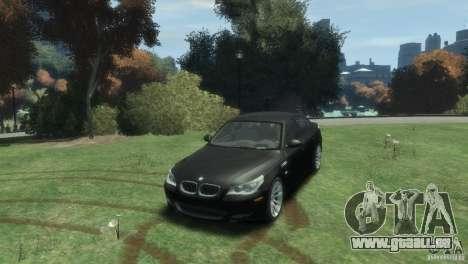 BMW M5 pour GTA 4