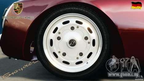 Porsche 550 A Spyder 1956 v1.0 pour GTA 4 est une vue de l'intérieur