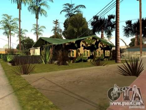 Maison neuve de Denis pour GTA San Andreas deuxième écran