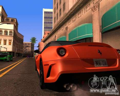 Real World ENBSeries v4.0 pour GTA San Andreas septième écran