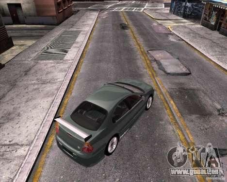 Chrysler 300M tuning für GTA San Andreas Rückansicht