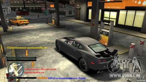 Remplissage pour GTA 4