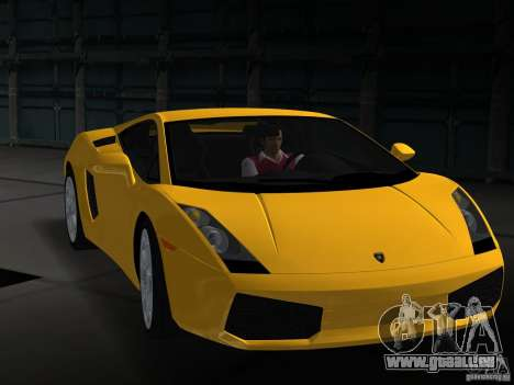 Lamborghini Gallardo für GTA Vice City