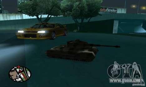 Véhicules RC pour GTA San Andreas septième écran