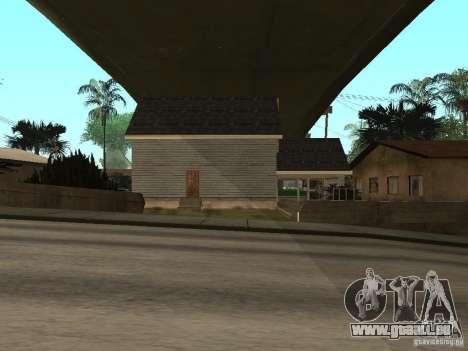 Maison de Mafia pour GTA San Andreas troisième écran