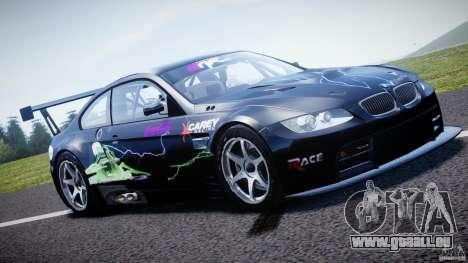 BMW M3 GT2 Drift Style pour GTA 4