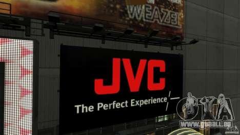 Time Square Mod pour GTA 4 douzième d'écran