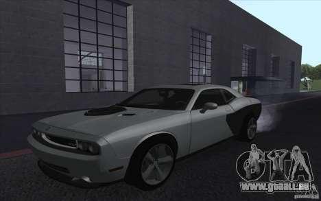 Dodge Challenger SRT8 pour GTA San Andreas