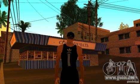 Russische Haus Textur für GTA San Andreas her Screenshot