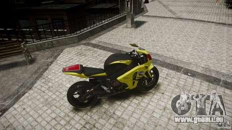 Honda CBR1000RR pour GTA 4 est un droit