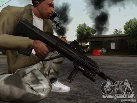 AUG-A3 Special Ops Style für GTA San Andreas her Screenshot