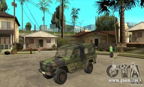 Mercedes Wolf für GTA San Andreas