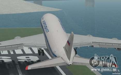 Iljuschin Il-96 für GTA San Andreas