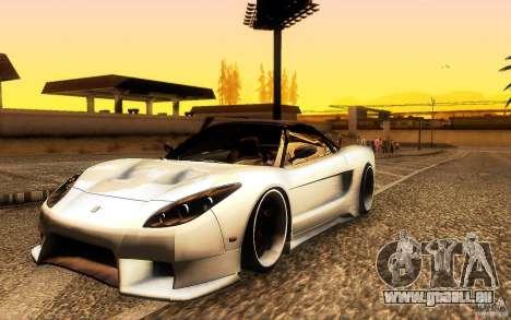 Honda NSX VielSide Cincity Edition pour GTA San Andreas