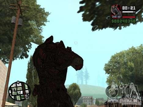 Lokast Theron Guard pour GTA San Andreas troisième écran