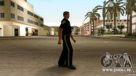 Neue Kleidung Bullen Version 2 für GTA Vice City zweiten Screenshot