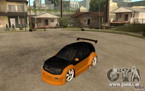 Dacia Duster Tuning v1 für GTA San Andreas