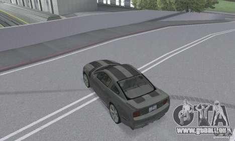 Saleen S281 Pack 2 pour GTA San Andreas vue de côté