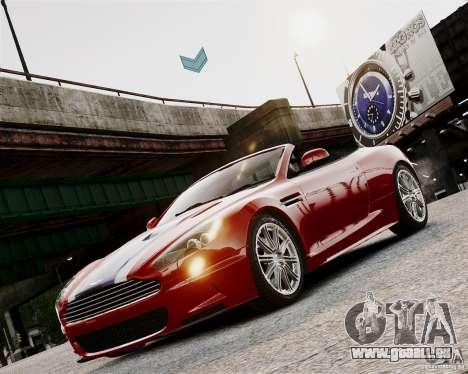 Aston Martin DBS Volante 2010 v1.5 Bonus Version für GTA 4