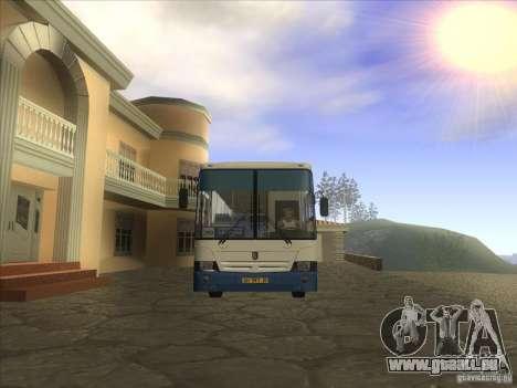 NefAZ-5299-32 11 für GTA San Andreas linke Ansicht